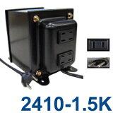 TGK2410-1.5K ダウントランス 日本製 AC220-240V?降圧?100V(容量1500W)(to6a032)【RCP】