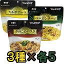 【予約注文あり】【セット】備蓄用保存食アルファ化スパゲティ ...