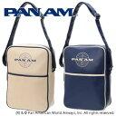 PAN AM パンナム フライトショルダーバッグ 505030 (je2a166)【RCP】
