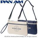 PAN AM パンナム クラッチバッグ 3WAY 505032(je2a168)【RCP】