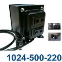 GPTGK1024-500-220 アップトランス 日本製 AC100V⇒昇圧⇒220V(容量500W)(to6a044)