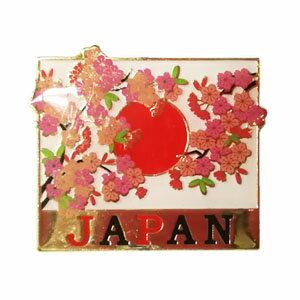 [送料299円〜]「tc」日の丸桜ピンズ D-4...の商品画像
