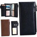 ショッピング仕切り GPT 長財布 スキミング防止 メンズ PUレザー インデックス型カードホルダー付き 財布 ウォレット ( RFID ブロック サイフ ) アウトレット 3点迄メール便OK(gu1a468)