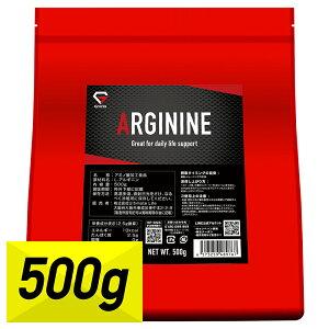 GronG(グロング) アルギニン パウダー 500g アミノ酸