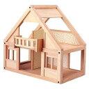 木製玩具 プラントイ マイファーストドールハウス 家 おままごとに