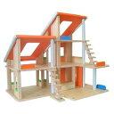 木製玩具 プラントイ シャレードールハウス 家 おままごとに