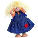 木製玩具 プラントイ ガール プランドールハウス人形 おままごとに