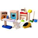 木製玩具 プラントイ ハウスホールドアクセサリー おままごとに
