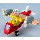 木製玩具 プラントイ ターボエアプレーン 飛行機