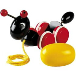 BRIO(ブリオ)木製玩具ローリングエッグとアリさん
