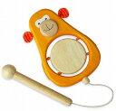 木製玩具 アイムトイ どうぶつ音楽会 おサルさんドラム