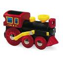 BRIO(ブリオ) 木製レール ピストン式蒸気機関車