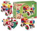 スタドルバウアー 汽車 木製 組立式 知育玩具 ドイツの木のおもちゃ