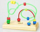 EDUCO エデュコ ベビーブロント 木製 知育玩具 ループ遊び