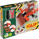 【レビューを書いてプレゼント】知育玩具 コクヨ アイクリップテーマセット工事車両 ブロック IQLIP