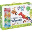 【レビューを書いてプレゼント】知育玩具 ワミー コクヨ カラフルセット ひらめき 300ピース Wammy