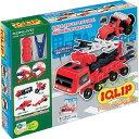 【レビューを書いてプレゼント】知育玩具 コクヨ アイクリップテーマセット 6種類の車 ブロック IQLIP