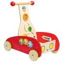 Hape ハペ社 木のおもちゃ ワンダーウォーカー 手押し車 木製玩具 【あす楽対応】