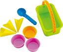 Hape ハペ社 アイスクリームショップ おままごと 砂遊び 雪遊び 砂場 おもちゃ