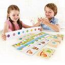 Hape ハペ社 木のおもちゃ リッスントゥークルーズ 言葉遊び ゲーム 聞く力 知育玩具 絵カード