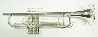 Brasspireunicorn(ブラスパイア)BPTR-750SSBbトランペット銀メッキ