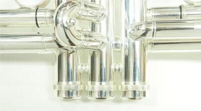"Brasspireunicorn(ブラスパイア)BPTR-750SSBbトランペット銀メッキ""G.T.スペシャル"""
