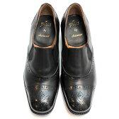 【送料無料】plus by chausser/プリュスバイショセPC5031トゥ切り替えパンプス|ground|靴