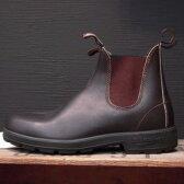 【送料無料】【再入荷】Blund stone/ブランドストーン BS500撥水加工サイドゴアショートブーツ ブラウン|ground|靴|レインシューズ|レインブーツ|