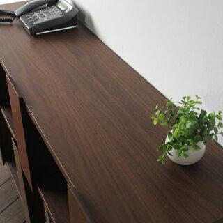 商品名|GAローシェルフ電話台本棚オープンラックカラー|ブラウンサイズ|幅115.5奥行31高さ74cm生産国|国産日本製主素材|無垢材ウォールナット柄木製北欧fax台完成品書棚マガジンラック壁面収納