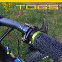 TOGS トグス マルチハンドルポジション カーボン マウンテンバイク フラットハンドル クロスバイク サイクリング 自転車