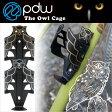 10%OFF PDW ポートランドデザインワークス The owl Cage ふくろうケージ 自転車 ツーリング ボトルケージ おしゃれ しまなみ海道 ドリンクホルダー ボトルホルダー スーパーセール