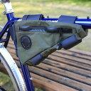 FAIRWEATHER フェアウェザー Corner Bag コーナーバッグ ツーリング 自転車 サイクリング バイクパッキング グランピー