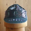 [2枚以上で2枚目から20%off][メール便対応]RUSS POPE CAP サイクルキャップ Cinelli チネリ イタリア製 サイクリングキャップ