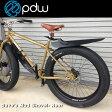 10%OFF PDW ポートランドデザインワークス Dave's Mud Shovel- Rear ファットバイク パグスレイ ムーンランダー フェンダー 泥よけ スーパーセール