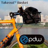 PDW ポートランドデザインワークス Takeout Basket テイクアウトバスケット 自転車 キャリア 買い物 ツーリング しまなみ海道 送料無料