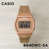 CASIO BASIC DIGITAL 卡西欧 BASIC 数字 B640WC-5A[CASIO BASIC DIGITAL カシオ ベーシック デジタル B640WC-5A]