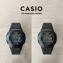 【10年保証】CASIO カシオ スタンダード 腕時計 メン...