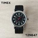 【訳あり】【箱つぶれ】TIMEX WEEKENDER CENTRAL PARK FULL SIZE タイメックス ウィークエンダー セントラルパーク メンズ T2N647 腕時計 アナログ シルバー ブラック 黒 ナイロンベルト