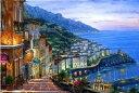 クロスステッチ刺繍キット DMC糸 地中海風景