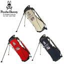 【2015年モデル】PsychoBunny Golf/サイコバニー ゴルフSTAND BAG キャディバッグ PBMG5AC2【ポイント10倍】【送料無料】