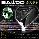 【2013】【特注】BALDO/バルド TTプロトタイプ VT511 ドライバー フジクラ シャフト装着フジクラ/fujikura ランバックス タイプX/タイプSTT PROTOTYPE VT511 DRIVER【送料無料】【ポイント10倍】