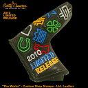 Scotty Cameron/スコッティキャメロン ザ・ワークス カスタムショップ スタンプス リミテッド レザー パターカバー ''The Works' Custom Shop Stamps Ltd. Leather 【送料無料】