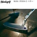 Masda Golf/マスダゴルフ スタジオ2パター STUDIO-2/S