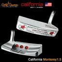 【USモデル】 2012 スコッティキャメロンカリフォルニア モントレー1.5シーミスト仕上げScotty Cameron California Monterey1.5【送料無料】