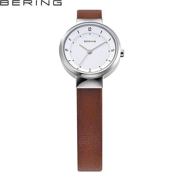 ベーリング[BERING] ソーラーミニ[Solar Mini] 14424-504 レディース北欧デザイン【腕時計 時計】【ギフト プレゼント】 安心の正規品【メーカー保証】【送料無料】 選べる無料ラッピング♪ベーリング/BERING/14424-504