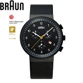 ブラウン ショッピングローン無金利対象品ブラウン[BRAUN] BNH0035BKBKG メンズ レディース レザーバンド【腕時計 時計】【ギフト プレゼント】