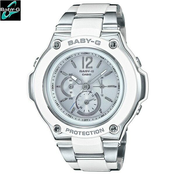 カシオ[CASIO] ベビージー[BABY-G] BGA-1400CA-7B1JF/レディース/メタルバンド【腕時計 時計】 安心の正規品【メーカー保証】【送料無料】 選べる無料ラッピング♪ベビージー[BABY-G]/BGA-1400CA-7B1JF