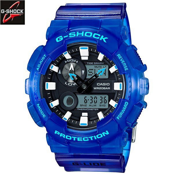 カシオ[CASIO] ジーショック[G-SHOCK] ジーライド[G-LIDE] GAX-100MSA-2AJF/メンズ/ラバーバンド【腕時計 時計】 正規品【送料無料】ジーショック[G-SHOCK]/GAX-100MSA-2AJF