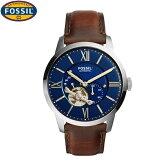 フォッシル[FOSSIL] タウンズマン[TOWNSMAN]ME3110 レザーバンドメンズ【腕時計 時計】【ギフト プレゼント】
