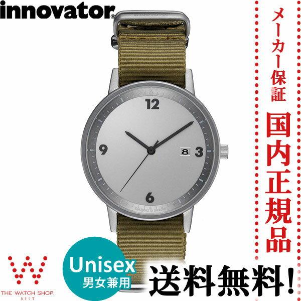 イノベーター[innovator]ボールド[Bold]IN-0001-6メンズ レディースユニセックス シンプルウォッチ【腕時計 時計】【ギフト プレゼント】 【】 安心の正規品【メーカー保証】【送料無料】 選べる無料ラッピング♪イノベーター[innovator] IN-0001-6/メンズ・レディース